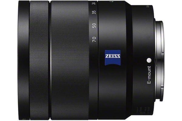 Large image of Sony Vario-Tessar T E 16-70mm F4 ZA OSS Carl Zeiss Camera Lens - SEL1670Z