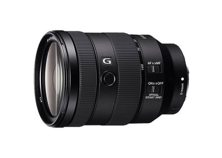 Sony FE 24-105mm F4 G OSS Lens - SEL24105G