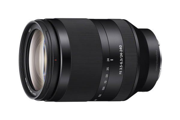 Large image of Sony FE 24-240mm F3.5-6.3 OSS Full-Frame E-Mount Telephoto Zoom Lens - SEL24240