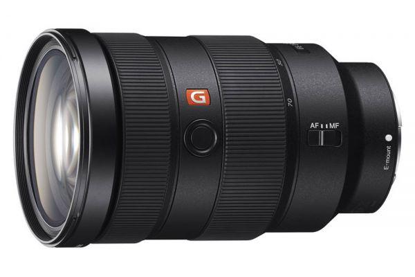 Large image of Sony Black FE 24-70 mm F2.8 GM Lens - SEL2470GM