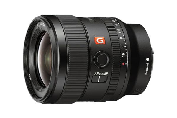 Large image of Sony FE 24mm F1.4 GM Lens - SEL24F14GM