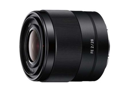 Sony FE 28mm F2 Lens - SEL28F20