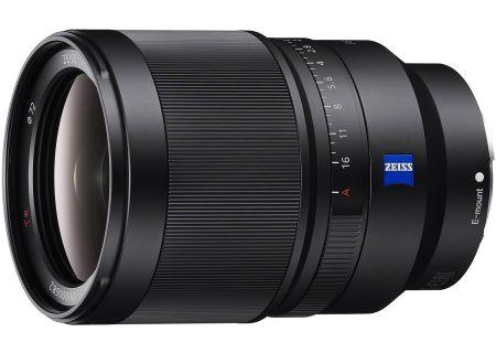 Sony Distagon T FE 35mm F1.4 ZA Full-Frame E-Mount Prime Lens - SEL35F14Z