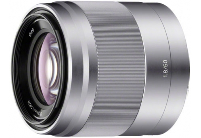 Sony - SEL-50F18 - Lenses