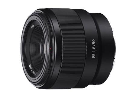 Sony FE 50mm F1.8 Lens - SEL50F18F