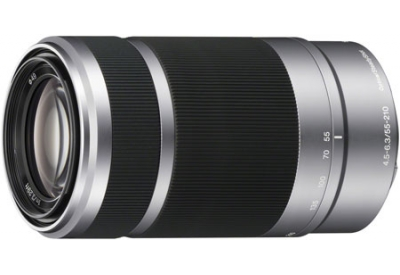 Sony - SEL-55210 - Lenses