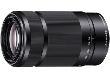 Sony - SEL55210/B - Lenses