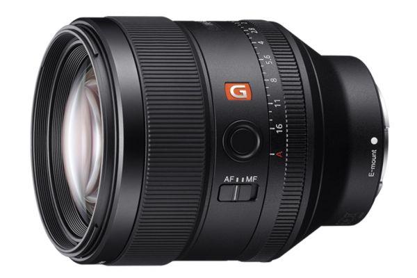 Sony Black FE 85mm F1.4 GM Lens - SEL85F14GM