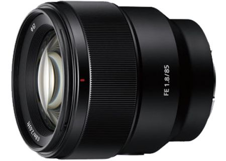 Sony FE 85mm F1.8 Lens - SEL85F18