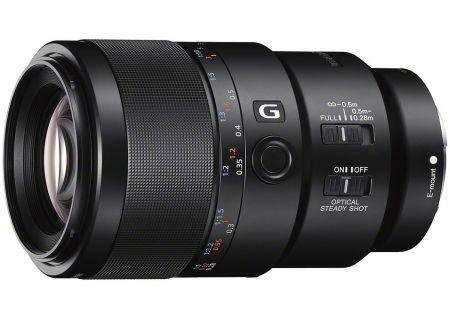 Sony FE 90mm F2.8 Macro G OSS Full-Frame E-Mount Macro Lens - SEL90M28G