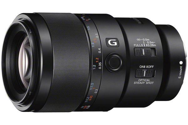 Large image of Sony FE 90mm F2.8 Macro G OSS Full-Frame E-Mount Macro Lens - SEL90M28G
