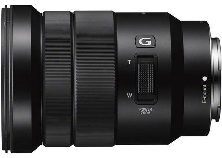 Sony E PZ 18-105mm F4 G OSS Camera Lens - SELP18105G