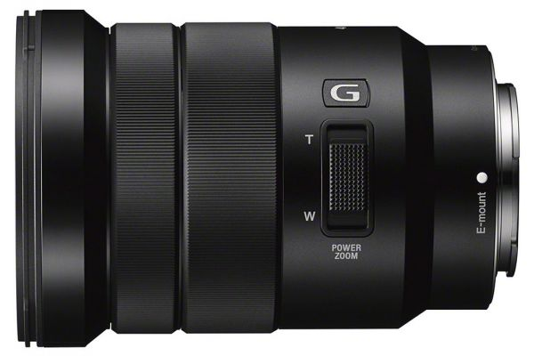 Large image of Sony E PZ 18-105mm F4 G OSS Camera Lens - SELP18105G