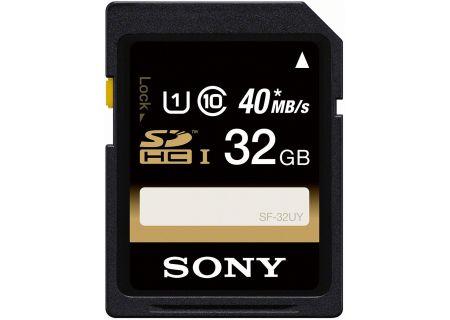 Sony - SF32UY/TQMN - Memory Cards