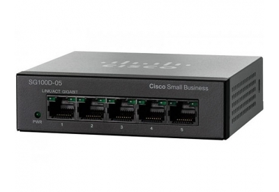 Cisco - SG100D-05-NA - Network Switches
