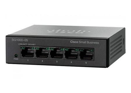 Cisco - SG100D-05-NA - Network Switches