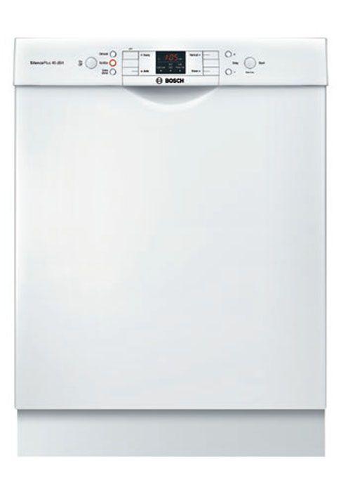 Bosch 24 Quot 300 Series Built In Dishwasher Sge53u52uc