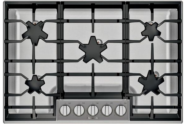 """Thermador 30"""" Masterpiece Series Stainless Steel Gas Cooktop - SGSP305TS"""