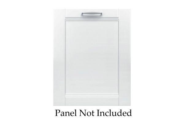 """Bosch ADA 24"""" 800 Series Panel Ready Built-In Dishwasher - SGV68U53UC"""
