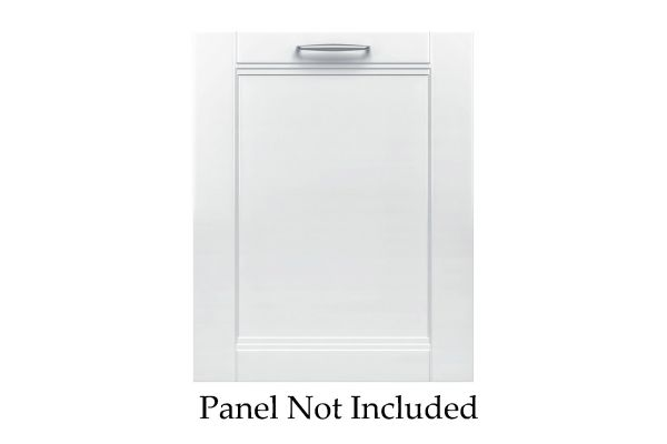 """Large image of Bosch ADA 24"""" 800 Series Panel Ready Built-In Dishwasher - SGV68U53UC"""