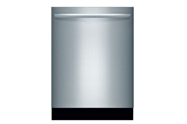 """Large image of Bosch 24"""" 800 Series ADA Compliant Stainless Steel Built-In Dishwasher - SGX68U55UC"""