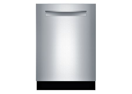 "Bosch 800 Series DLX 24"" Pocket Handle Built-In Stainless Steel Dishwasher - SHP878WD5N"