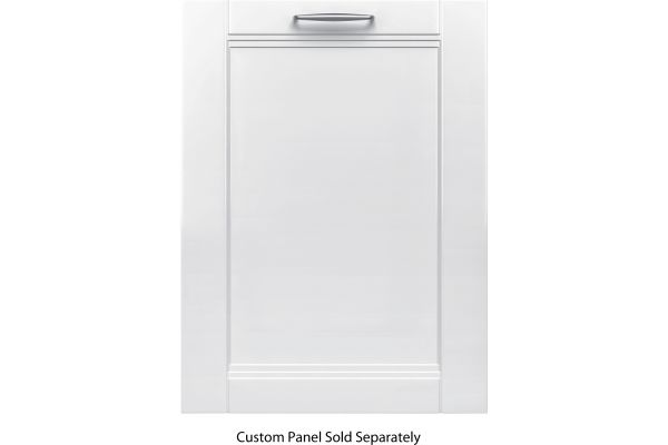 "Bosch 24"" 300 Series Panel Ready Built-In Dishwasher - SHV863WD3N"