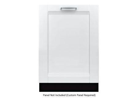 "Bosch Benchmark Series 24"" Custom Panel Dishwasher - SHV89PW73N"