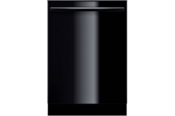 "Bosch 24"" 100 Series Black Built-In Dishwasher - SHX3AR76UC"