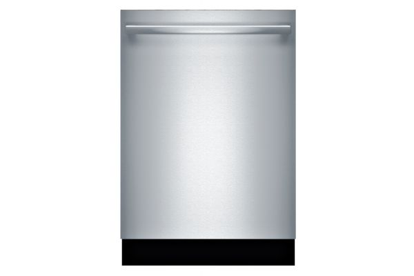 """Large image of Bosch 24"""" 300 Series Stainless Steel Dishwasher - SHX863WD5N"""