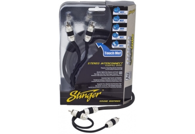 Stinger - SI8217 - Car Audio Cables & Connections