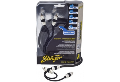 Stinger - SI8212 - Car Audio Cables & Connections