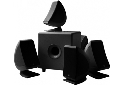Focal - SIBCUB51JB - Home Theater Speaker Packages