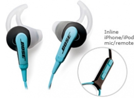 Bose - SIE2IBLUE - Headphones