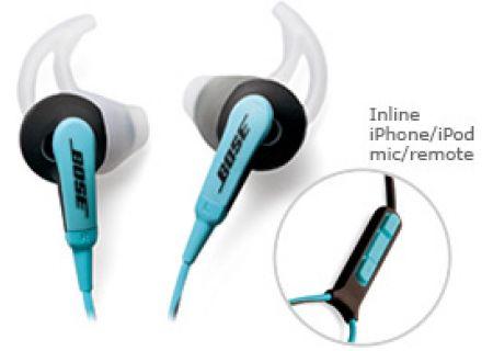 Bose - SIE2IBLUE - Headphones