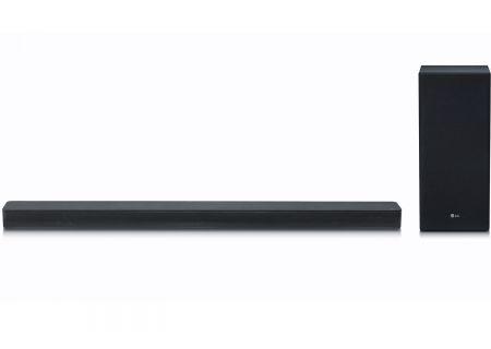 LG 2.1 Channel Audio Sound Bar With DTS Virtual: X - SK6Y