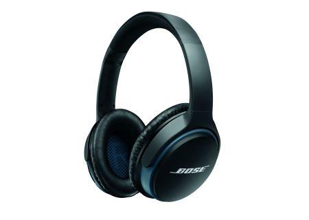 Bose Black SoundLink Around Ear Bluetooth Headphones II  - 741158-0010