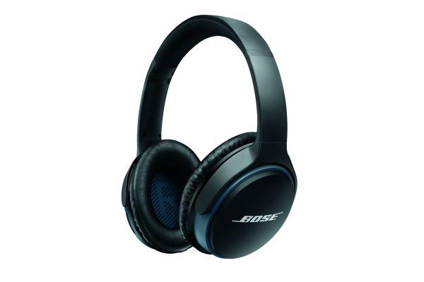 Large image of Bose Black SoundLink Around Ear Bluetooth Headphones II - 741158-0010