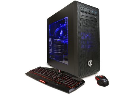 CyberPowerPC - SLC8420AB - Gaming PC's
