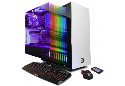 CyberPowerPC - SLC8480AB - Gaming PC's