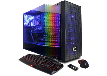 CyberPowerPC - SLC8760CPG - Desktop Computers
