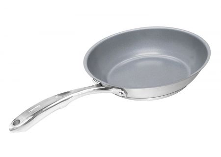 "Chantal Induction 21 Steel 8"" Fry Pan With Ceramic Coating - SLIN63-20C"