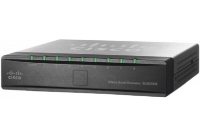 Cisco - SLM2008T N/A - Network Switches