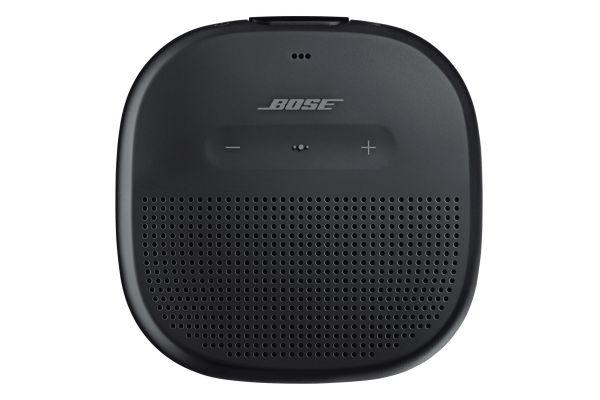 Large image of Bose Black SoundLink Micro Bluetooth Speaker - 783342-0100