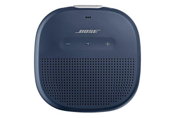 Large image of Bose Blue SoundLink Micro Bluetooth Speaker - 783342-0500