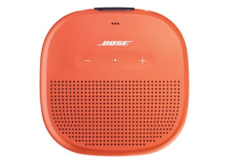Bose Orange SoundLink Micro Bluetooth Speaker - 783342-0900