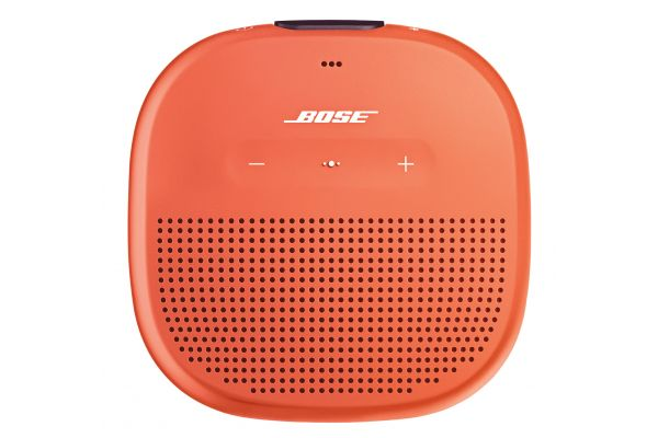 Large image of Bose Orange SoundLink Micro Bluetooth Speaker - 783342-0900