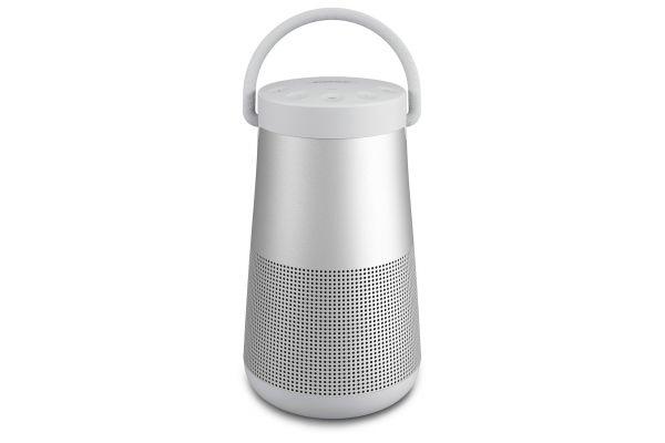 Large image of Bose Lux Gray SoundLink Revolve+ Bluetooth Speaker - 739617-1310