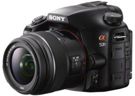 Sony - SLT-A57K - Digital Cameras
