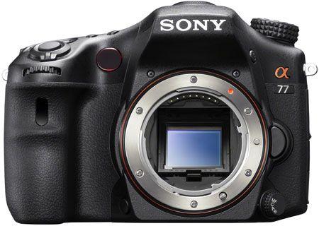 Sony - SLT-A77V - Digital Cameras